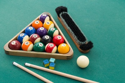 Image result for Pool Table Brushes