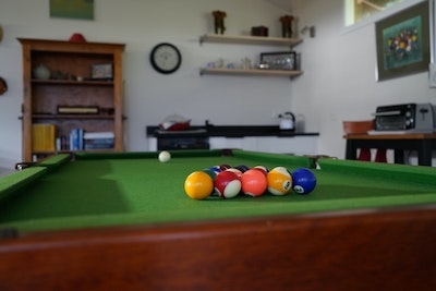 How To Get A Pool Table Into A Basement