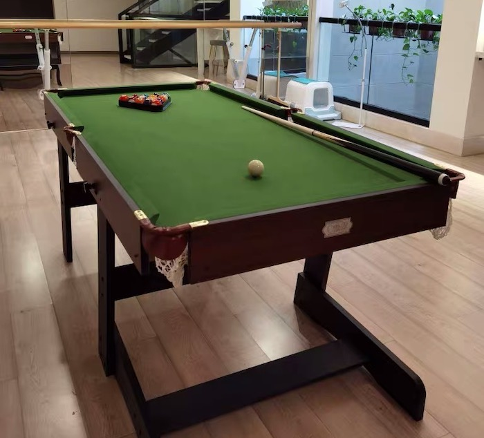 Is A 6 Foot Pool Table Worth It Guys Play - How Much Room Do You Need For A 6 Foot Pool Table